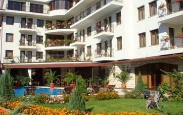 布尔加斯酒店公寓住宿:玛丽亚瑞斯别墅