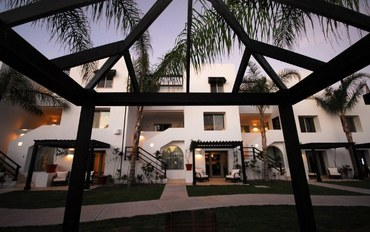 安伯格里斯岛酒店公寓住宿:梯田度假宾馆