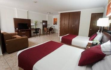 巴拿马市酒店公寓住宿:珊瑚套房
