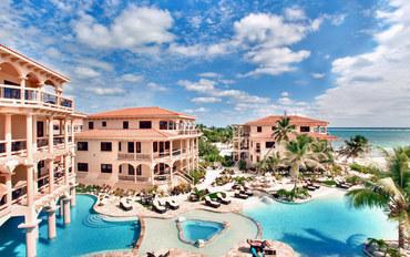安伯格里斯岛酒店公寓住宿:可可海滨度假村