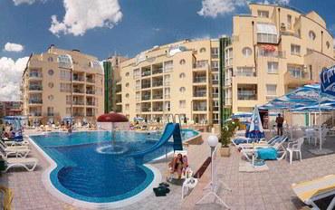 布尔加斯酒店公寓住宿:VIVA公寓