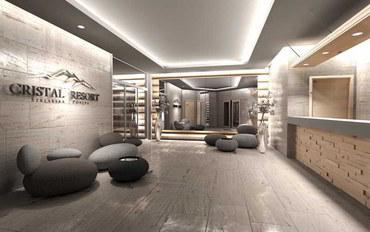 苏台德酒店公寓住宿:斯克拉斯卡波伦巴水晶度假村