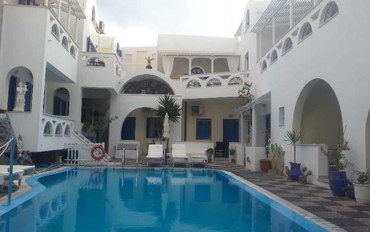 圣托里尼岛圣托里尼水上公园附近酒店公寓住宿:永生度假村
