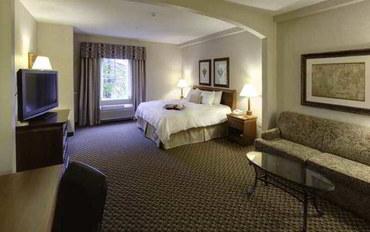 波士顿酒店公寓住宿:贝德福德-伯灵顿汉普特昂旅馆
