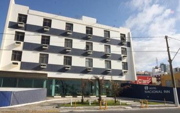 萨尔瓦多酒店公寓住宿:诺茨诺萨尔瓦多旅馆