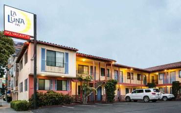 旧金山酒店公寓住宿:月光女神家庭旅馆