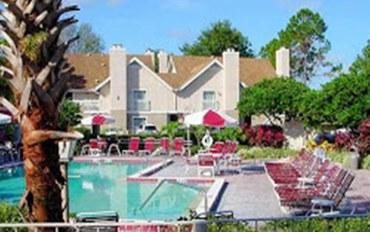 奥兰多酒店公寓住宿:奥兰多国际大道山楂套房公寓