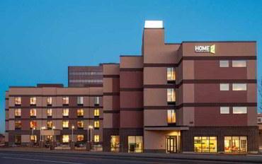 丹佛酒店公寓住宿:丹佛西/联邦中心2号家庭公寓
