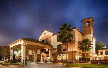 休斯顿酒店公寓住宿:最佳西方北休斯顿优质套房