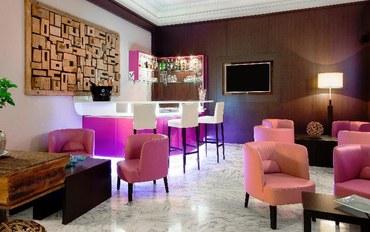 尼斯酒店公寓住宿:尼斯拉马尔马逊套房旅馆