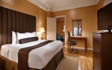 纽约酒店公寓住宿:好客豪斯贝斯特韦斯特优质公寓