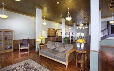 圣安东尼奥酒店公寓住宿:河滨日落贝斯特韦斯特优质套房公寓