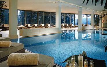 萨尔茨堡酒店公寓住宿:萨尔茨堡施洛斯福斯赫豪华水疗度假胜地