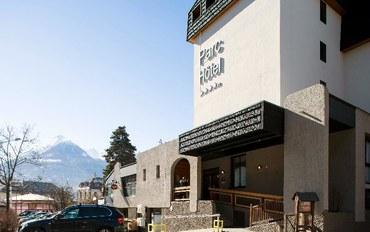 阿尔卑斯山(法国)酒店公寓住宿:公园度假村