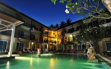 普吉岛酒店公寓住宿:班卡伦度假村