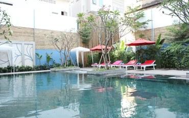 金边酒店公寓住宿:金边素馨生活艺术水疗馆