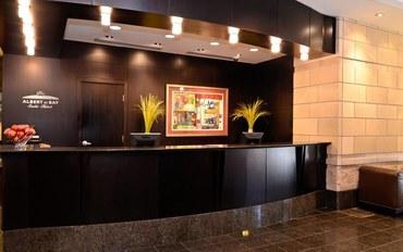 渥太华酒店公寓住宿:阿尔伯特湾套房