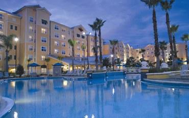奥兰多酒店公寓住宿:海洋世界居所公寓