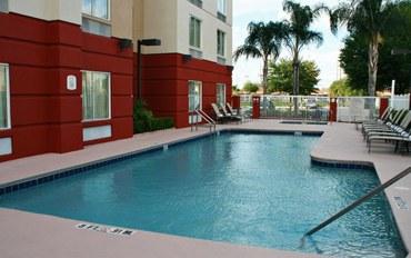奥兰多酒店公寓住宿:费尔菲尔德套房公寓
