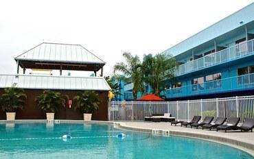 奥兰多酒店公寓住宿:火烈鸟水上乐园度假村