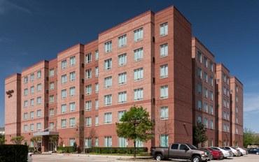 休斯顿酒店公寓住宿:休斯顿西部能源走廊公寓