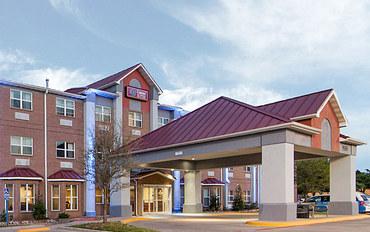 达拉斯酒店公寓住宿:拱廊北舒适套房公寓