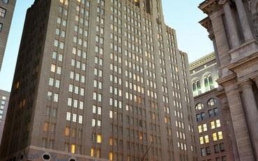 费城酒店公寓住宿:费城中心城公寓