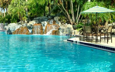 奥兰多酒店公寓住宿:国际大道国际棕榈度假村