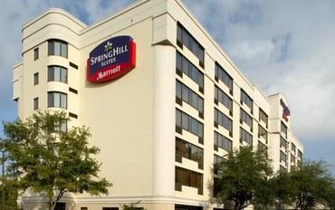 休斯顿酒店公寓住宿:休斯顿医疗中心NRG公园斯普林希尔套房公寓