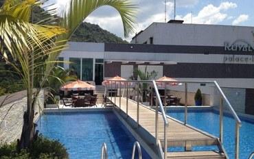 里约热内卢酒店公寓住宿:皇家里约宫殿度假村