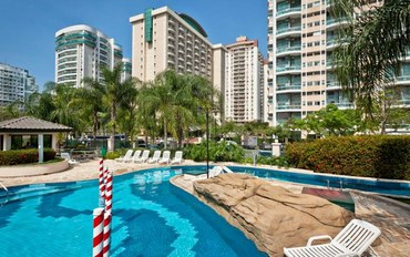 里约热内卢酒店公寓住宿:波本巴拉高级公寓