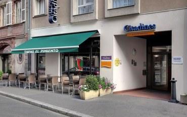 斯特拉斯堡酒店公寓住宿:斯特拉斯堡科勒伯尔馨乐庭服务公寓