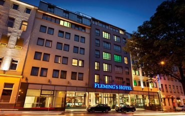 维也纳酒店公寓住宿:弗莱明维也纳议会莱弗因公寓