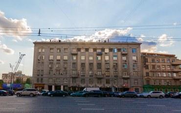 莫斯科酒店公寓住宿:摩棱斯克贝尔旅馆