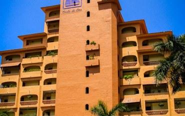 马萨特兰酒店公寓住宿:科斯塔海滩度假村