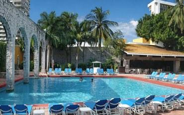 马萨特兰酒店公寓住宿:埃尔熙格拉纳达乡村俱乐部