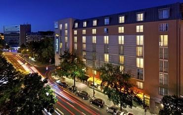 柏林酒店公寓住宿:柏林库弗斯坦达姆大街馨乐庭服务公寓
