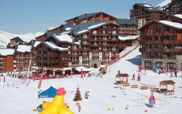 阿尔卑斯山(法国)酒店公寓住宿:蒙塔纳乡村公寓