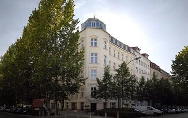 柏林酒店公寓住宿:梅瑟尔街旧城公寓