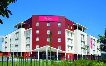 兰斯酒店公寓住宿:兰斯公园及套房雅致公寓