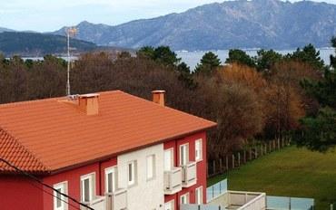 拉科鲁尼亚菲斯特拉附近酒店公寓住宿:VIDA菲尼斯特雷公寓