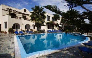 圣托里尼岛白沙滩附近酒店公寓住宿:马绍尔斯村庄
