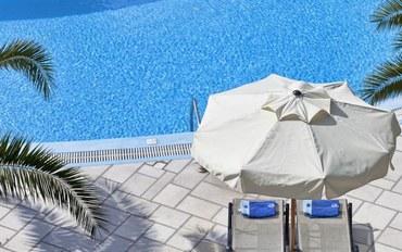 圣托里尼岛圣托里尼水上公园附近酒店公寓住宿:圣岛米玛拉度假村