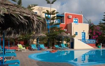 圣托里尼岛圣托里尼水上公园附近酒店公寓住宿:米凯利斯别墅