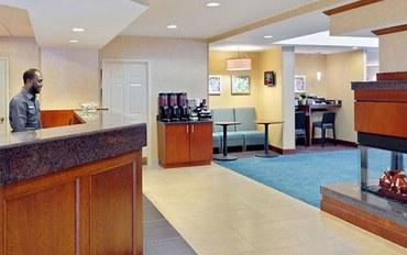 萨拉索塔酒店公寓住宿:万豪居家布雷登顿萨拉索塔公寓