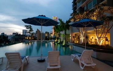 曼谷酒店公寓住宿:曼谷璀璨服务公寓