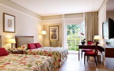 坎皮纳斯酒店公寓住宿:皇家棕榈广场度假村