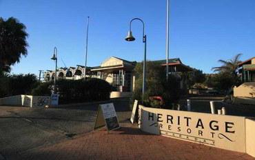 宁格罗和珊瑚海岸(西澳大利亚州)酒店公寓住宿:鲨鱼湾海瑞泰度假村