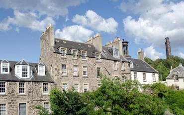 爱丁堡酒店公寓住宿:议会大厦公寓
