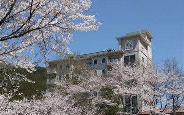 大分县酒店公寓住宿:乳白色SPA太阳村